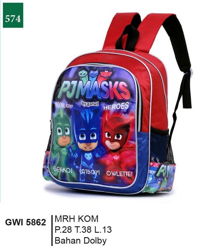 harga Tas anak laki laki tas sekolah anak tas anak sd&tk lucu gwi 5862 Tokopedia.com