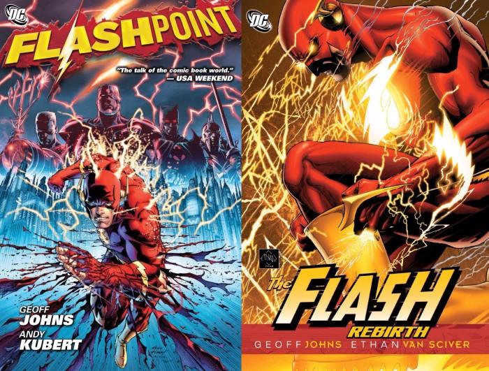harga Paket Flash Geoff Johns Tp - Komik Comic Dc Flashpoint Rebirth Tokopedia.com