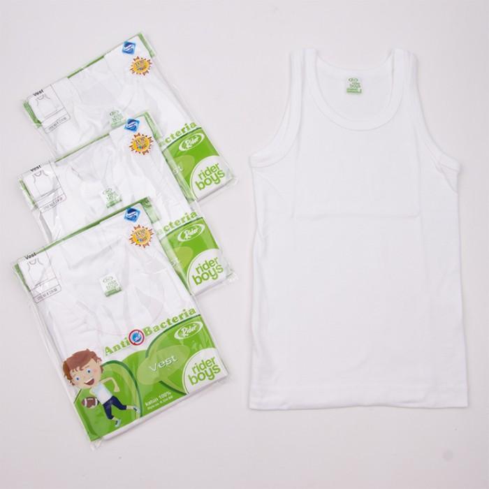 harga Kaos kutang anak laki-laki anti bacteria rider vest r 224 bbp Tokopedia.com