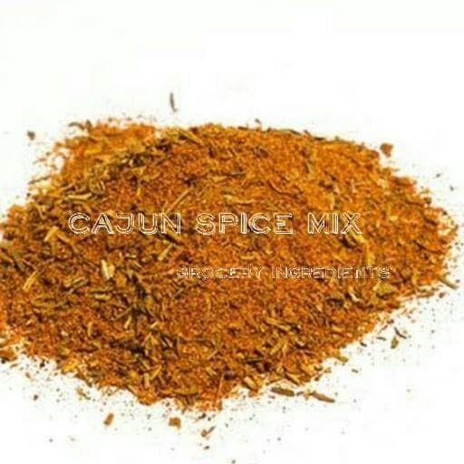 harga Cajun spice mix - 500gr Tokopedia.com