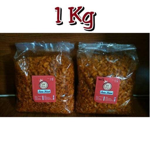 harga Makaroni 1000gr/1kg (makaroni goreng kriuk kres) by ratu kriuk Tokopedia.com