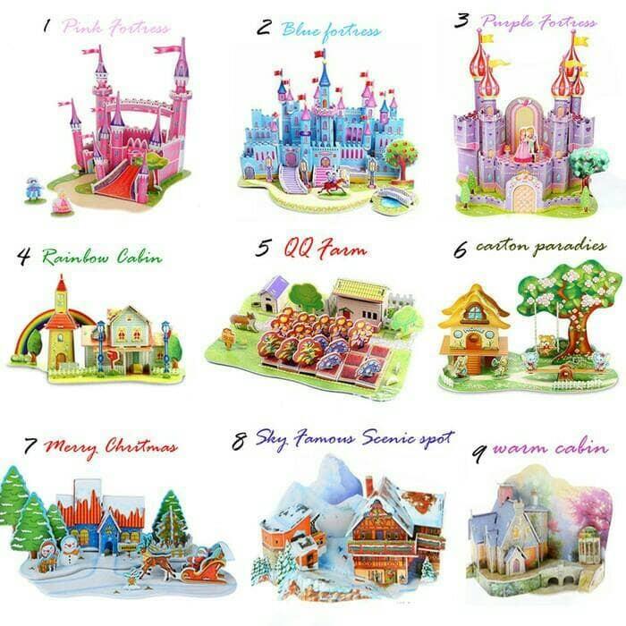 Info 3d Puzzles Travelbon.com