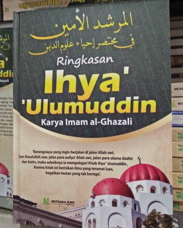 harga Ringkasan ihya ulumuddin toko buku aswaja surabaya Tokopedia.com
