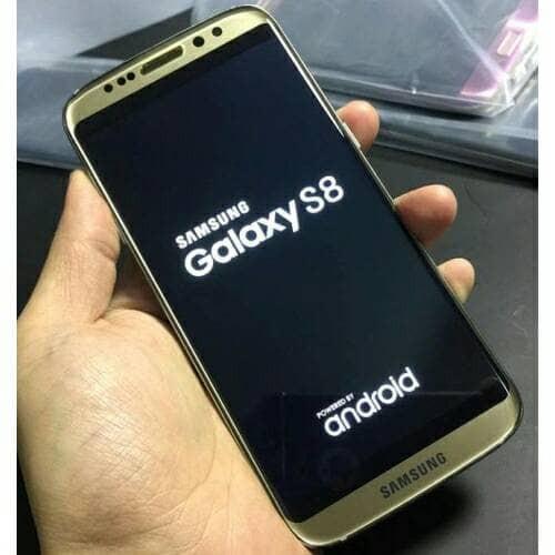 Jual Hp Samsung S8 Edge Kota Batam Gadget Hp Batam Tokopedia