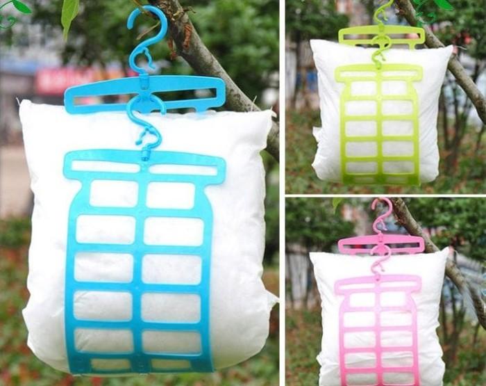 harga Rak jemuran bantal gantungan untuk jemur boneka hanger serbaguna hs017 Tokopedia.com