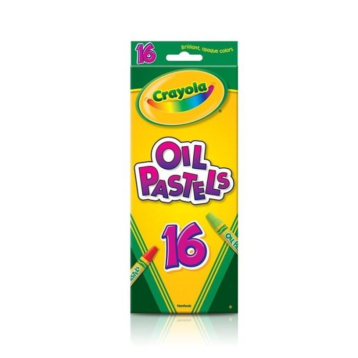 harga Crayola oil pastels 16 Tokopedia.com