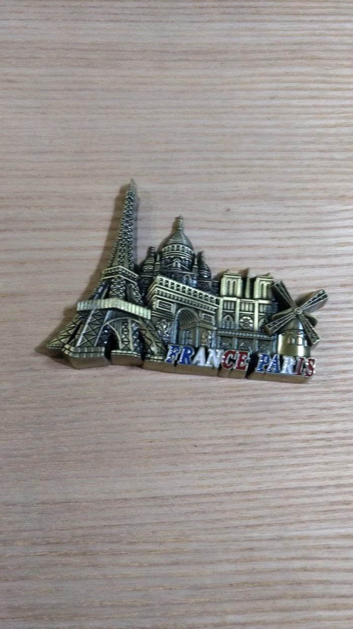 Jual Magnet Paris Magnet Kulkas Magnet Menara Eiffel Souvenir Paris Jakarta Barat Edisan Shop