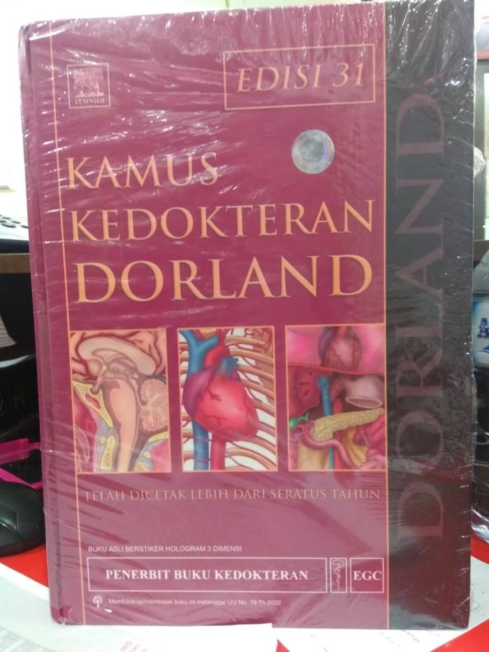 harga Kamus kedokteran dorland ed. 31 [hc] #freesampul Tokopedia.com