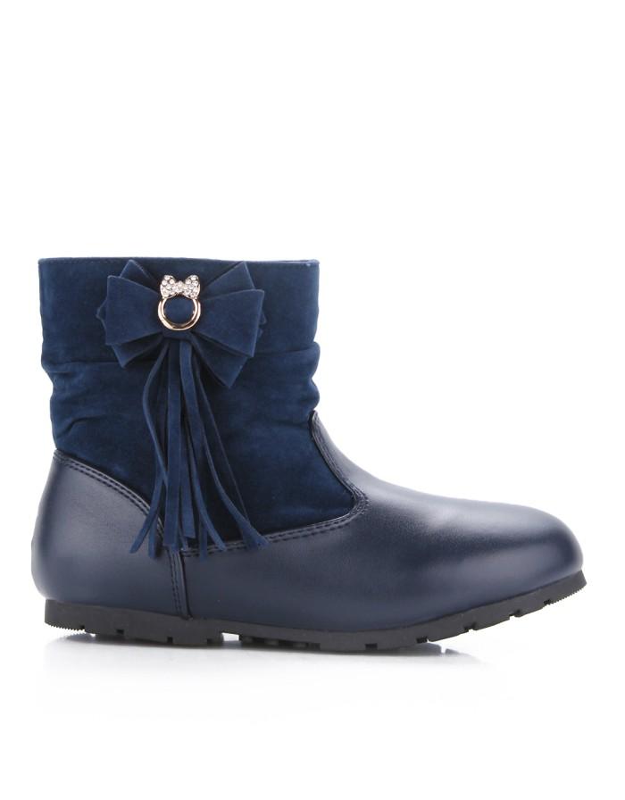 ... harga Sepatu boot anak perempuan fladeo girl s ribbon with fringe boots  Tokopedia.com d2a70b5660