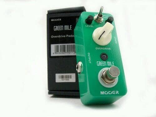 harga (baru) efek gitar mooer green mile overdrive stompbox Tokopedia.com