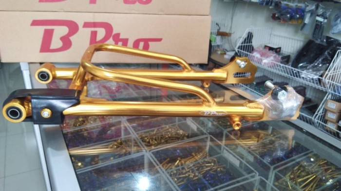 harga Swing arm b-pro rx-king bulat gold Tokopedia.com