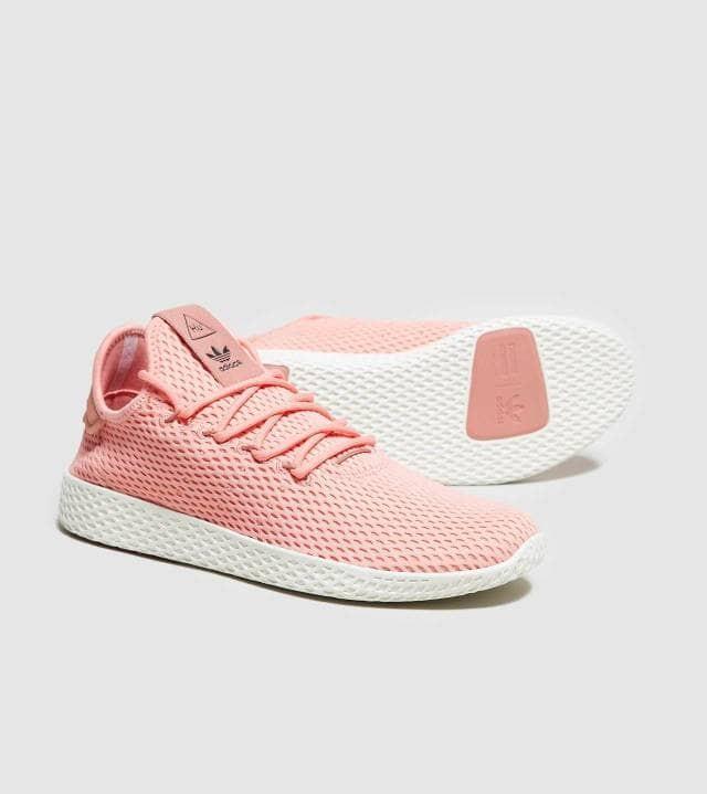 Jual adidas Pharrell Williams Tennis HU Kab. Bandung Maxwell Footwear | Tokopedia