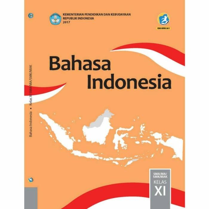 Foto Produk Buku Siswa Kelas 11 Bahasa Indonesia Revisi 2017 dari sbybooksonline