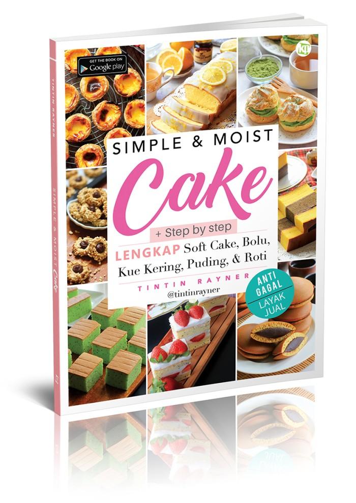 harga Simple & Moist Cake - @tintinrayner Best Seller Harga Promo Tokopedia.com