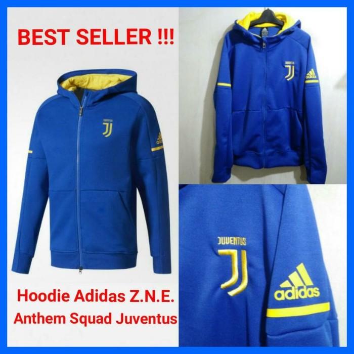 harga Jaket hoodie adidas zne anthem squad juve / juventus Tokopedia.com