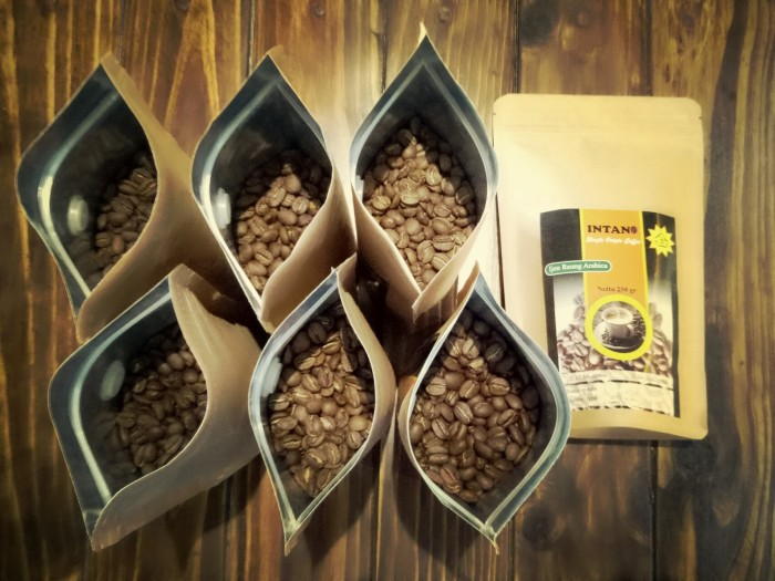 harga Biji sangrai kopi arabika temanggung specialty premium intano 250 gr Tokopedia.com