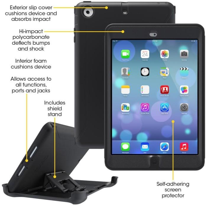 harga Casing hardcase back cover otterbox defender ipad mini 1 2 retina Tokopedia.com