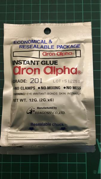 harga Aron alpha instant glue 6pcs Tokopedia.com