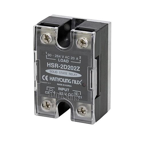 harga Solid state relay ssr hanyoung hsr 2d102z - 1p 10a 100-240v (low) Tokopedia.com