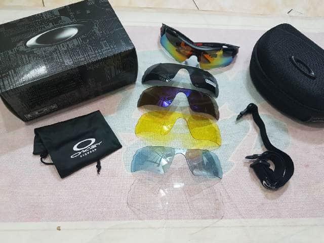 Jual kacamata oakley magnum 6 lensa - zain7shop  3964032bc9