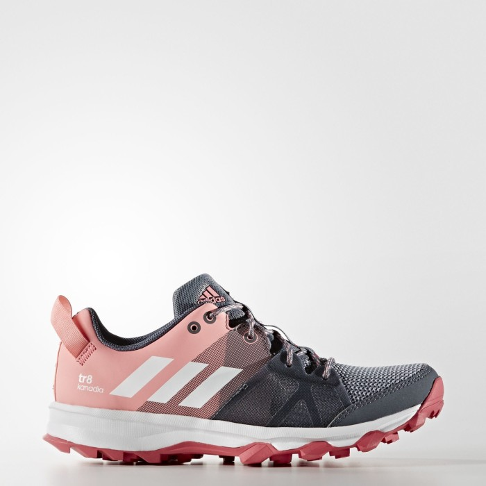 harga Adidas kanadia tr8 original pink grey women Tokopedia.com