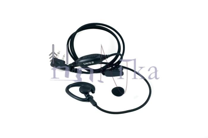 harga Unier earset ht kenwood weierwei baofeng berlin firstcom earmic cina Tokopedia.com