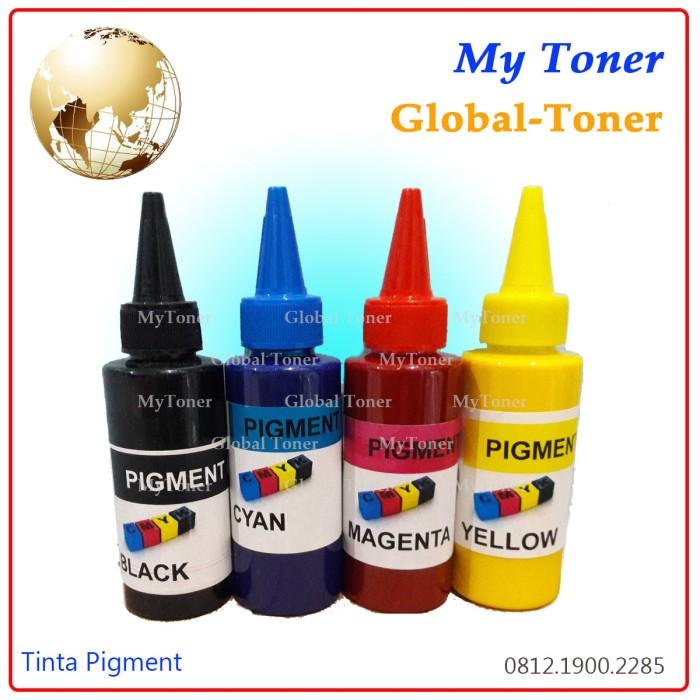 harga Tinta cair pigmen printer inkjet hp asli korea bagus tidak luntur 100 Tokopedia.com