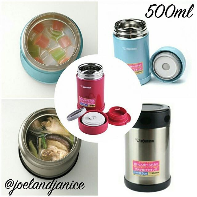 harga Zojirushi food jar 500ml Tokopedia.com