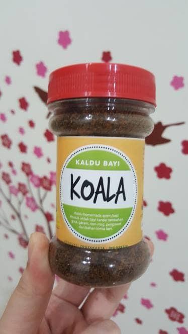 harga Kaldu bayi koala tuna non msg gula garam pengawet Tokopedia.com
