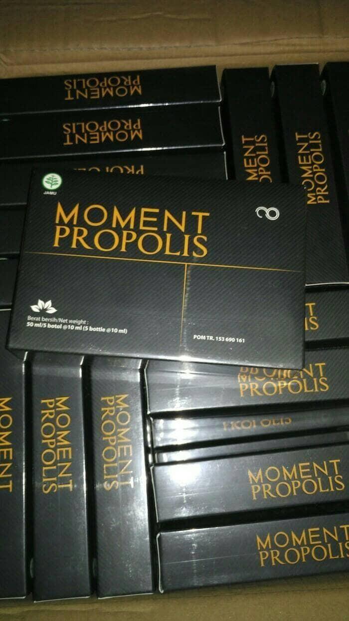 Propolis Moment Original Jual Per 1 Botol Isi 10ml Update Daftar Brazilian Nano Box5btl New Pack Harga