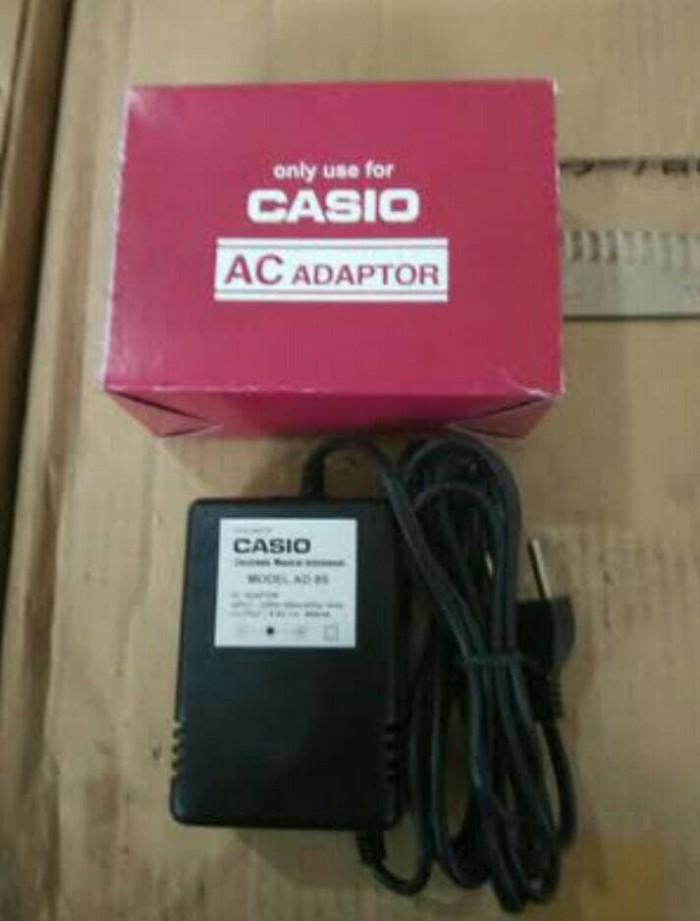 harga Adaptor keyboard casio Tokopedia.com