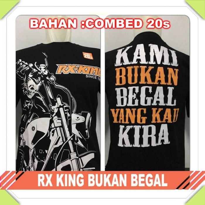 harga Kaos Oblong Motor Yamaha Rx King Bukan Begal Balap Combed 20s Tokopedia.com
