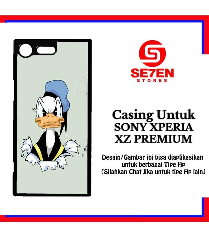 harga Casing xperia xz premium donald duck 3 custom hard case cover Tokopedia.com