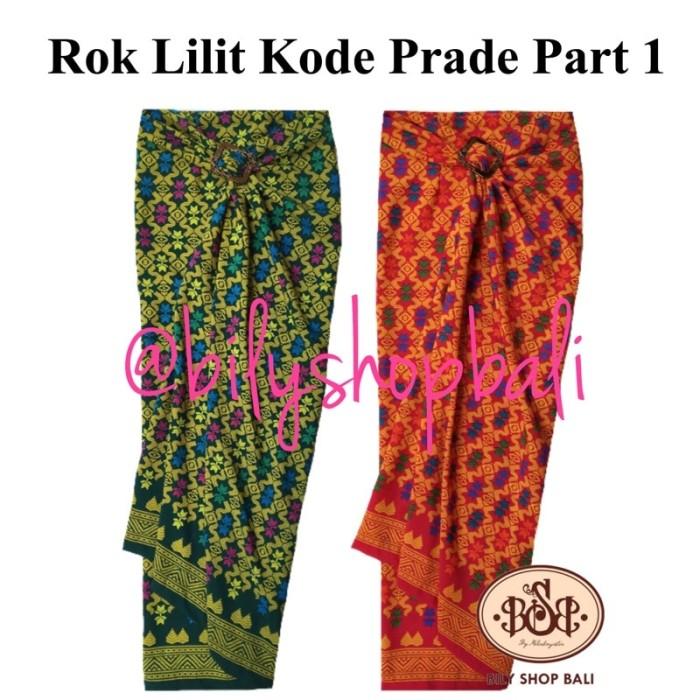 BILY SHOP BALI Rok Songket Part 5 Biru: Rp 25.000. Source · Rok Lilit Kain Serut Etnik Batik Semi Sutra Wrap Skirt Songket New BSB .