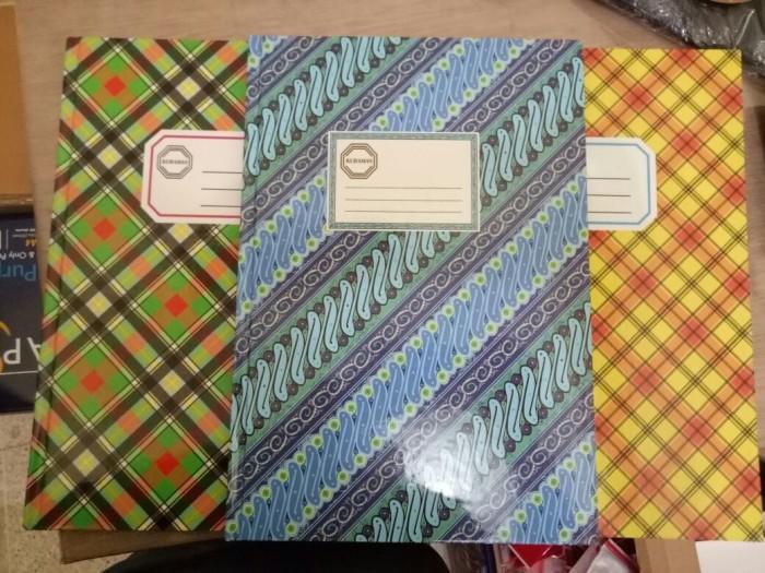 Foto Produk JUAL ECER!! BUKU FOLIO 100 LEMBAR HARD COVER KURAMAS dari Paper Shop Jkt