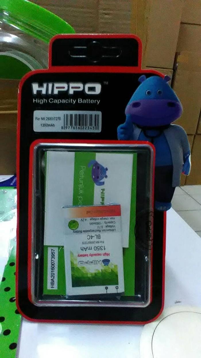harga Hippo baterai nokia bl4c 1350 mah rl Tokopedia.com