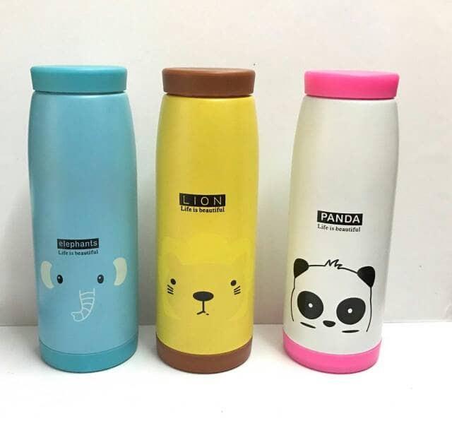 DISKON termos animal botol minum thermos karakter PALING MURAH