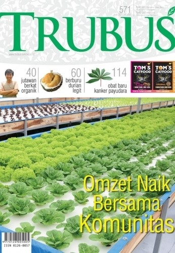 harga Majalah trubus edisi juni 2017 Tokopedia.com