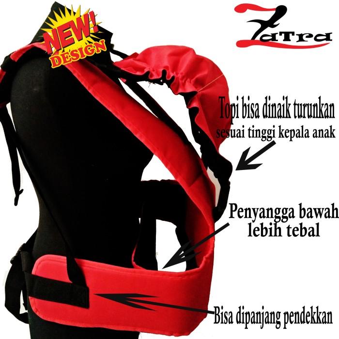 SABUK BONCENG ANAK ZATRA 3IN1 ( sabuk, car seat, gendongan )
