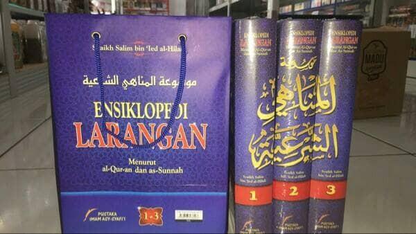 harga Ensiklopedi larangan 1 set 3 jilid pustaka imam syafii Tokopedia.com