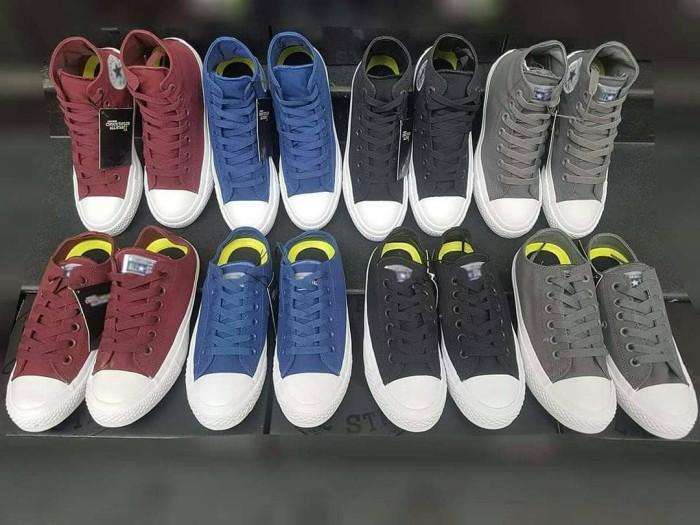 harga Sepatu converse chuck taylor high ct casual pria Tokopedia.com