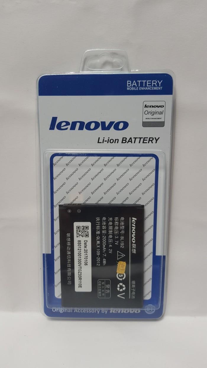 Jual Lenovo A328 Cek Harga Di Quad Core Putih Baterai Batre Bl192 A526 A590 A750 A300 A529 A680 Original Tokopediacom