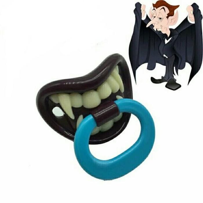 harga Empeng gigi vampire dracula dot pacifier kids Tokopedia.com