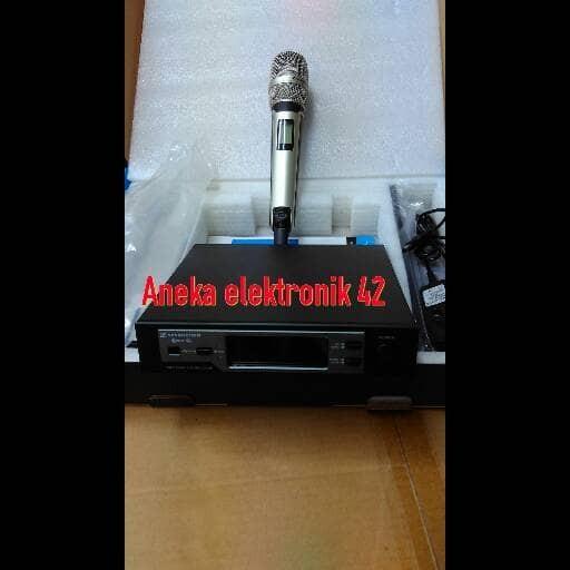 harga Murah gan mic wireless sennheiser ew 135 g4 Tokopedia.com