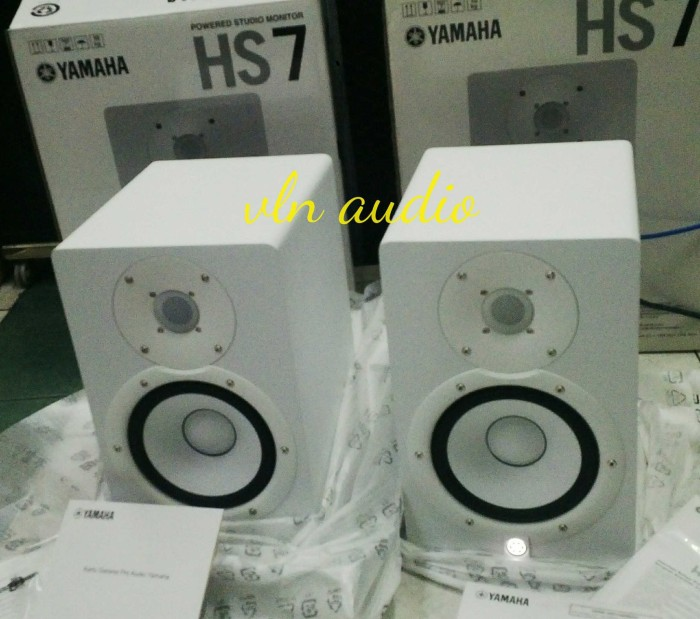 harga Speaker monitor active yamaha hs7 hs 7 (original) Tokopedia.com