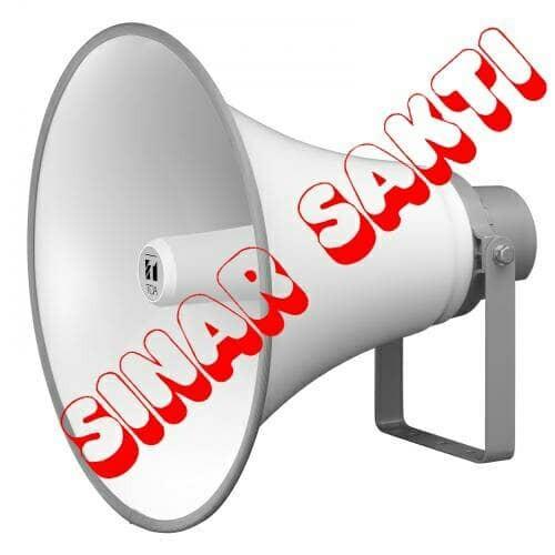 harga Horn/corong toa zh 5025bm ( 25watt ) original Tokopedia.com