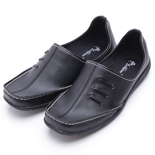 Jual Dr. Kevin Men Casual Shoes Slip On 13184 - Black - Hitam 9ec0a0e954