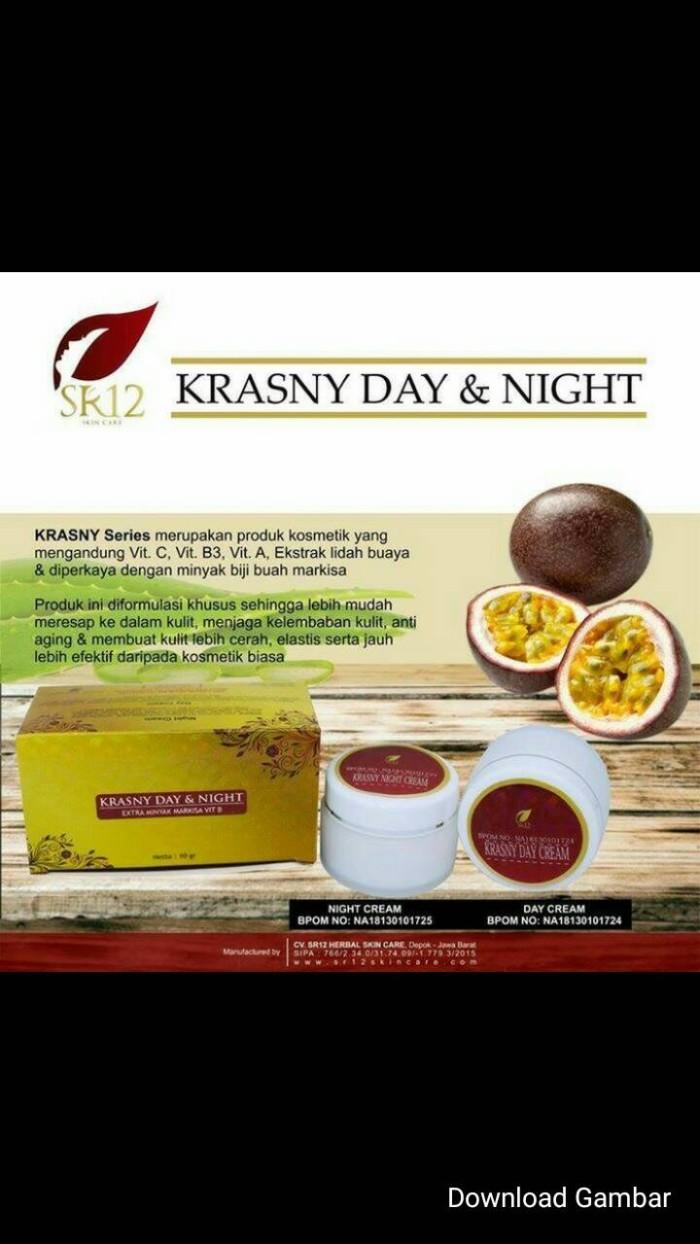 Jual Krasny Day Cream Kota Tangerang Mirna Herbal
