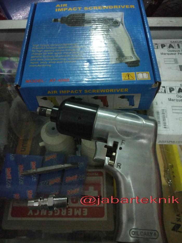 harga Obeng angin model pistol air screwdriver richu Tokopedia.com