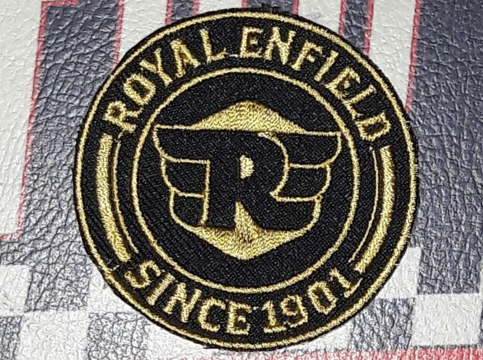 Foto Produk Bordir ROYAL ENFIELD dari privateoner